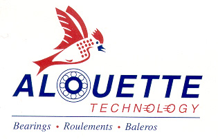 This is the ALOUETTE TECHNOLOGY logo
