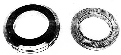 Water lubricated Zero-leakage Spiral Groove Face Seal
